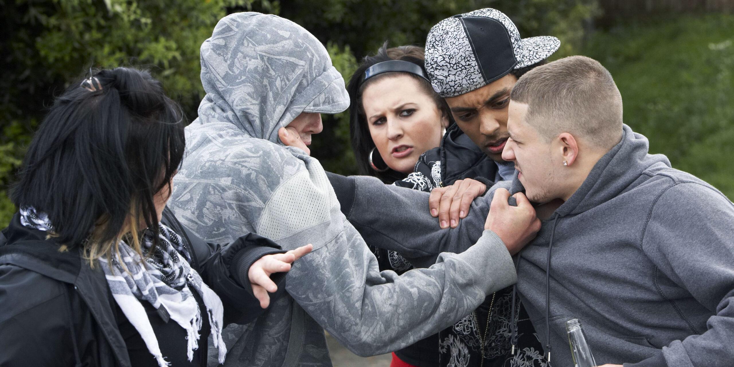 Schweizerische Kriminalprävention   Jugendgewalt